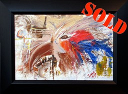 Bird-Abstract.SOLD