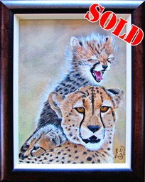 Cheetah-Family-SOLD
